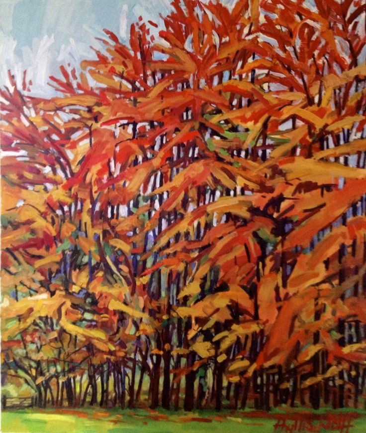 a suite of paintings which are all featured on the ARTHOUSE website ... thanks Paul for your help.