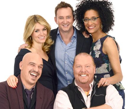 The Chew Cohosts Share Their Stress-Free Dinner Party Recipes