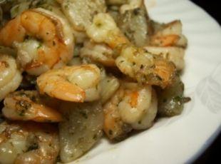 Pesto Potato Skillet Recipe — Dishmaps