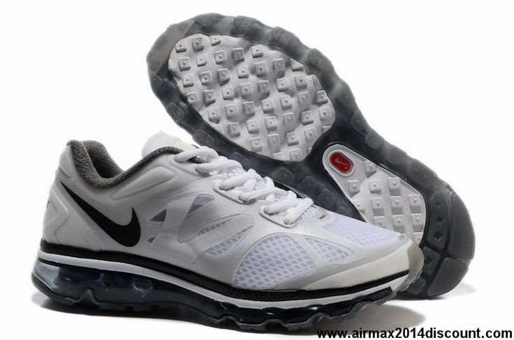 Buy Latest Listing Mens Summit White Metallic Silver Anthracite Nike Air  Max 2012 The Most Lightweight Shoes