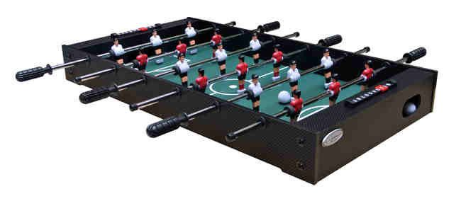 Gamesson  3' Striker II Football Tables - Availability: in stock - Price: £69.99