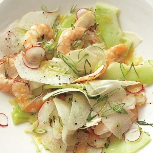 Prawn salat | Food,just get into my belly | Pinterest