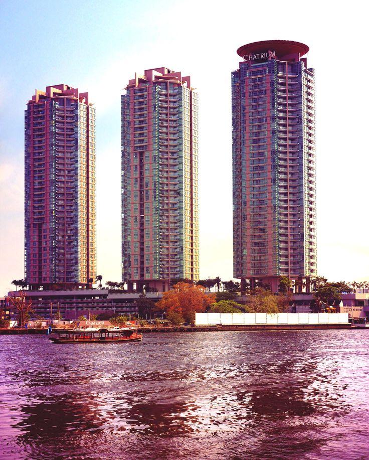 Chatrium Hotel Riverside Bangkok in บางคอแหลม, กรุงเทพมหานคร