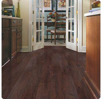 Mohawk Industries CDL11-12 47 Inch Chocolate Truffle Oak Laminate Flooring Image