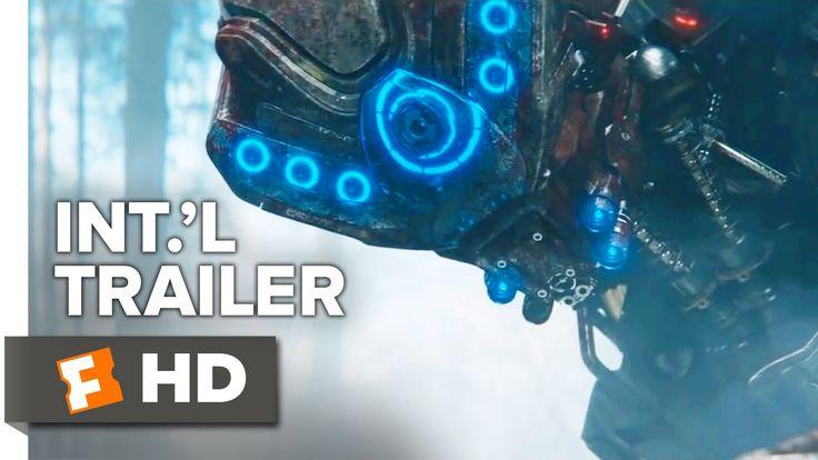 Kill Command Official International Trailer #1 (2016) - Vanessa Kirby, T...