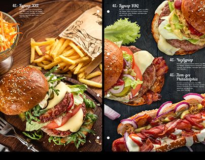 """Check out new work on my @Behance portfolio: """"Restaurant Menu photography 