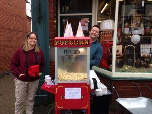 Popcorn and Candy Floss Machine Hire Will be happy to talk about what we have done for other events and how its worked out! We just a small Candy floss and popcorn Machine Hire Company business that is willing to help or give as much info as you need We