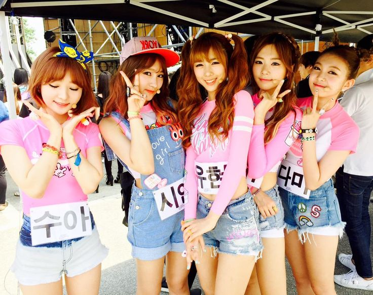 MINX - Love Shake - SuA, Siyeon, YooHyeon, JiU, Dami