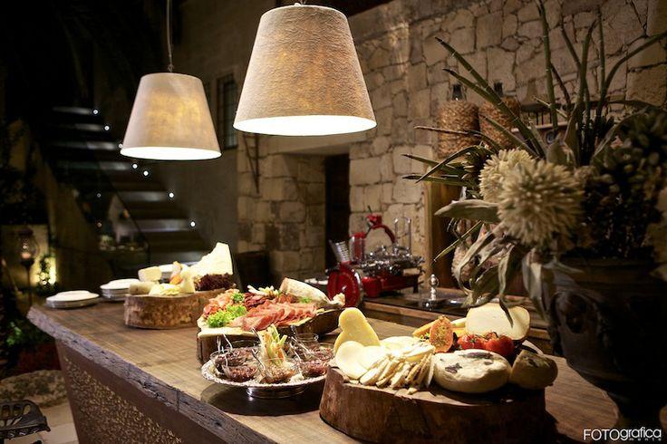 wedding buffet a Torre del Parco