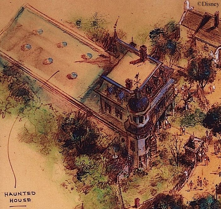 Long-Forgotten: The Oldest Haunted Mansion