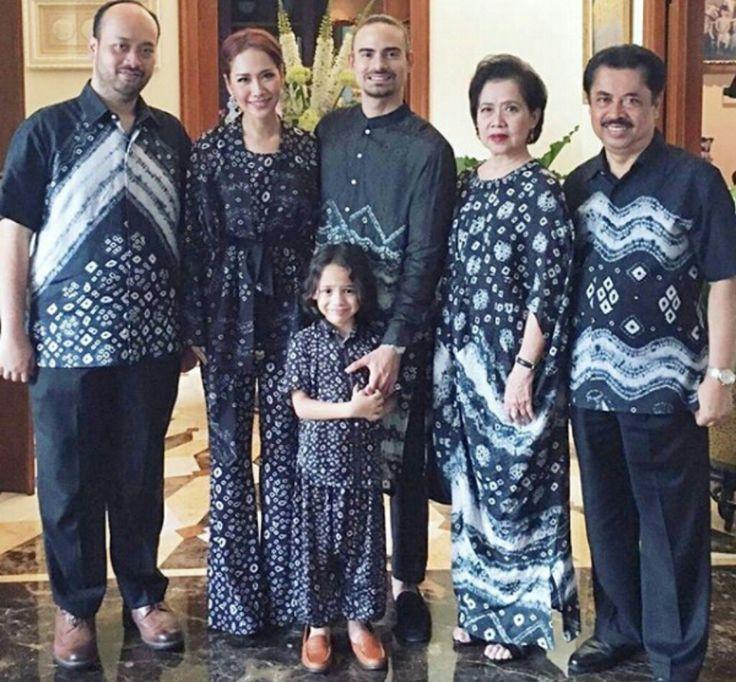 Bcl family in batik jumputan