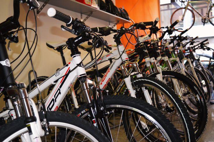 Si quieres entrar en el mundo de la bicicleta, visita Bicicletas Farto.