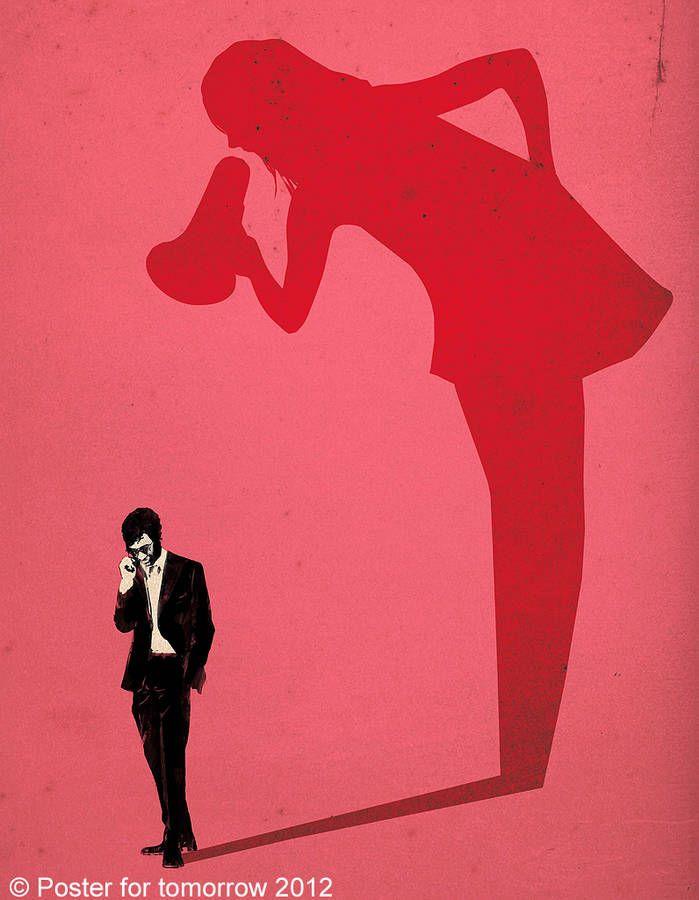 L'égalité femmes-hommes en 17 affiches - Elle Laurence Soulez-Mery france