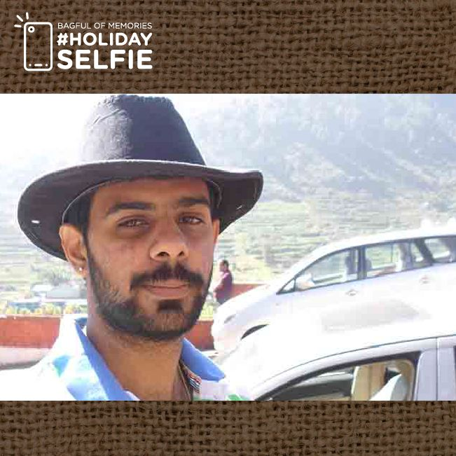Your selfies sparked of sheer unending joy and bliss. The results for Sterling Holidays' #holidayselfie are here. Today's winner: Gajraj Kanwar. We hope you enjoyed holidaying with us and taking these memorable selfies; with that note Sterling Holidays wishes you the greetings of this happiest summertime. To view all the winners of the #holidayselfie contest, visit http://www.bagfulofmemories.com/winners/ #bagfulofmemories