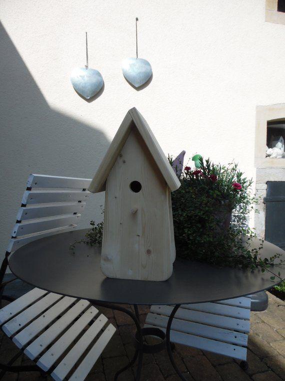 Vogelhaus Hochzeit Nistkasten Vogelvilla Garten Deko Hochzeitsgeschenk Handarbeit Vintage Diy Geschenk Selbst Bemalen Bird House Bird Houses Nesting Boxes