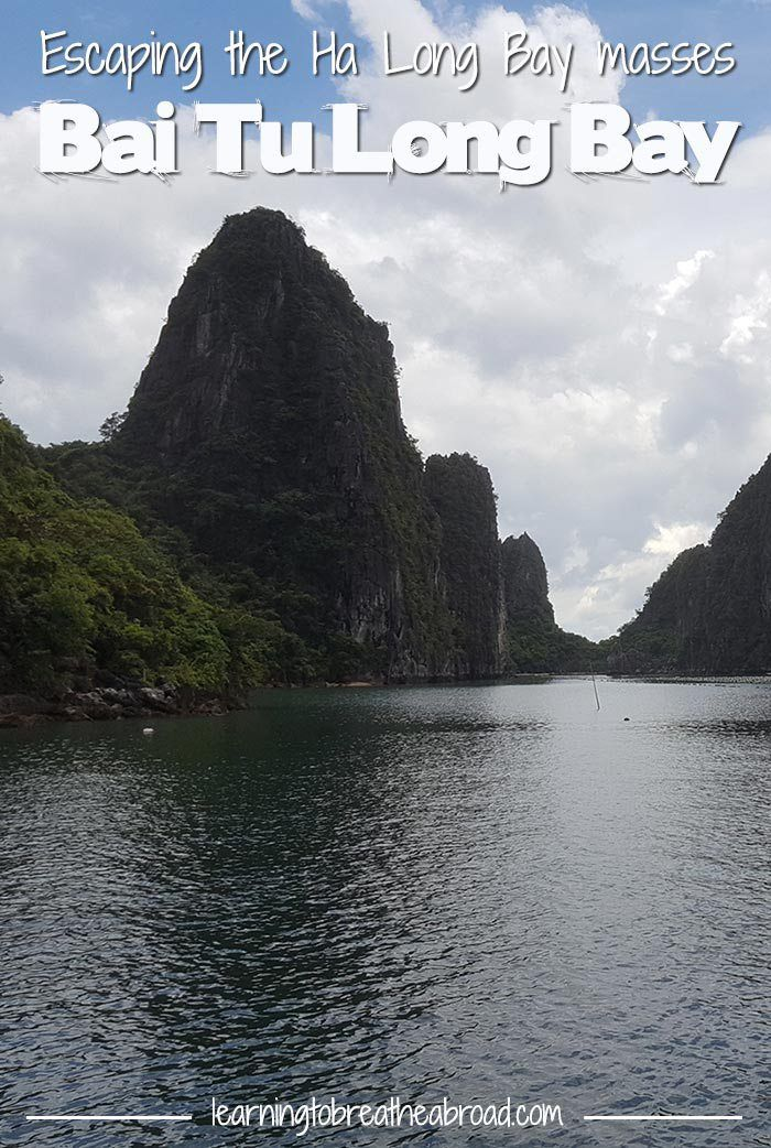 2 Day Cruise in Bai Tu Long Bay | Halong Bay Tour Alternative | Halong Bay Travel | Vietnam Travel | Bai Tu Long Bay Cruise Vietnam | Bai Tu Long Bay Vietnam | Halong Bay Cruise Vietnam
