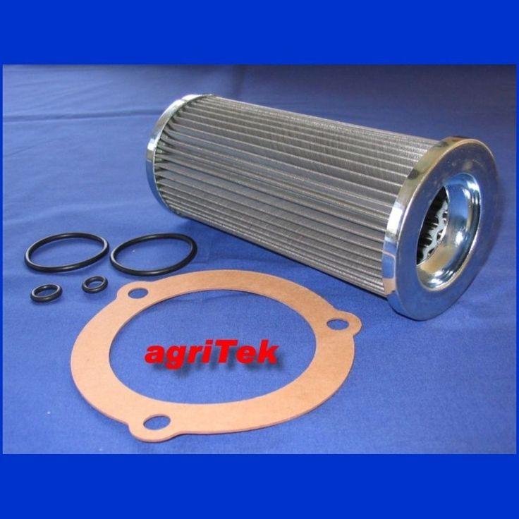 Hydraulik Ölfilter Filter für Massey Ferguson 200 - 600 D 72mm H 160mm, 1810694M
