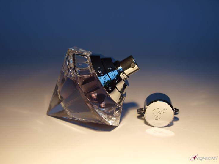 Chopard Wish- perfume review on fragrascent.pl #wish #chopard #perfume #fragrance #review #beauty #scent #perfumy #flakon #perfume_bottle #diamond #brilliant #blue #diament