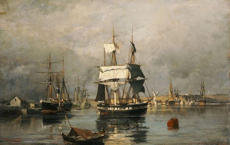 Πριν τη καταιγίδα (1883-85)