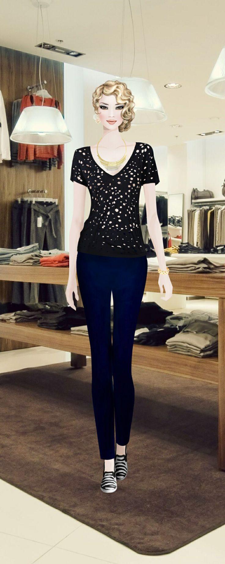 S Theme Party Shopping Covet Fashion