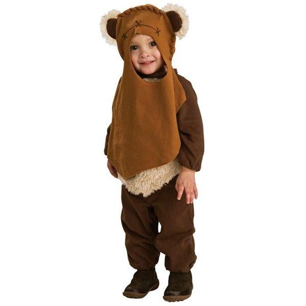 Ewok Infant Costume - Infant Star Wars Costumes