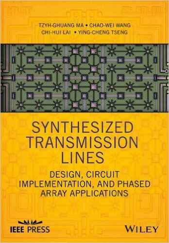 Synthesized Transmission Lines: Design, Circuit Implementation and Phased Array Applications