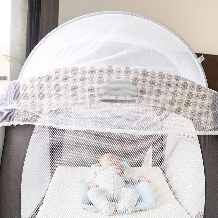 Protege a tu bebé de insectos dentro y fuera de casa con nuestra malla protectora adaptable.   Disponible en nuestra tienda virtual  http://bebetoral.com/detalleitem.php?id_producto=44&id_categoria=3  Toral ¡le damos la bienvenida a la vida!