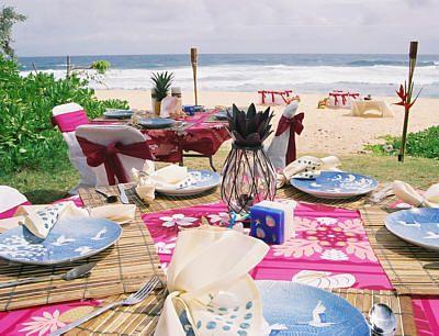 Beach Wedding Ideas On A Budget | Cheap Beach Wedding Ideas On Beach Themed  Wedding Reception