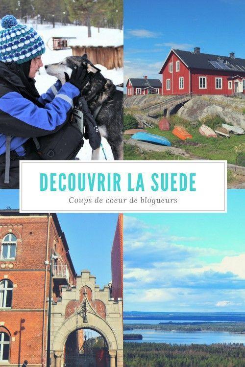 Suède : 4 coups de coeur de blogueurs voyage