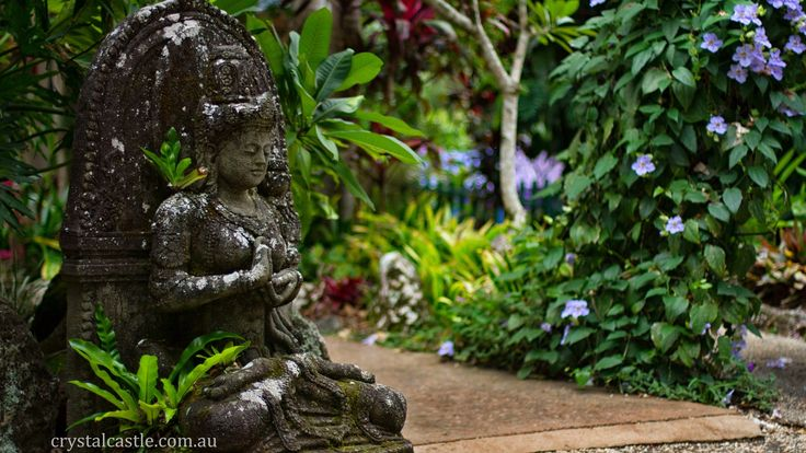 Crystal Castle and Shambhala Gardens Byron Bay Hinterland: A short scenic…