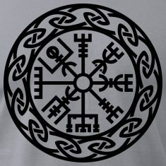 Vegvísir, Iceland, Magic Rune, Protection compass