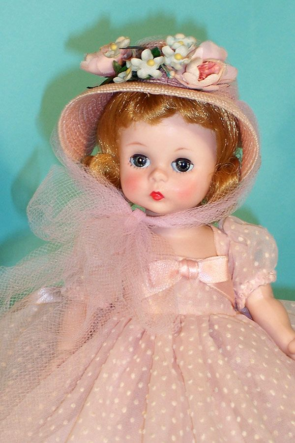 American Princess Doll - 2, again this is a Madame Alexander eight inch doll.