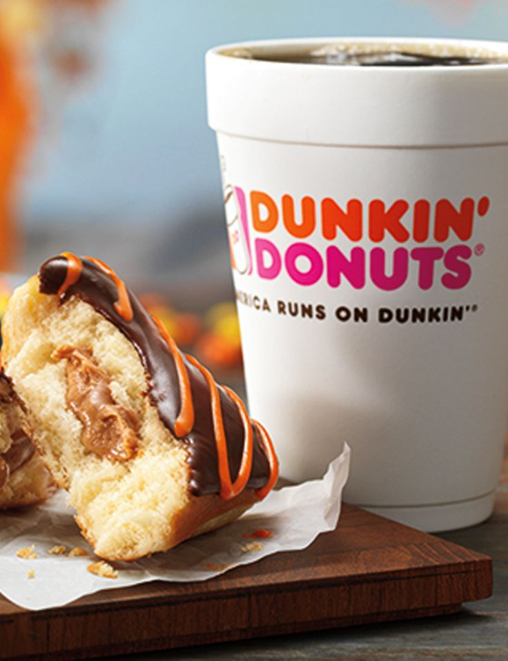 Dunkin' Donuts has just released two new delicious fall flavors.