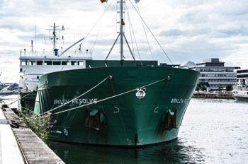 ARKLOW RESOLVE [GENERAL CARO SHIP] 007