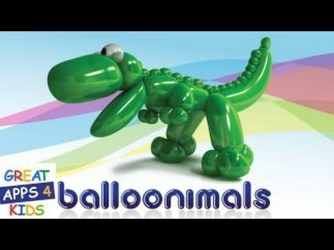Balloonimals | Animal Activity App for Toddlers