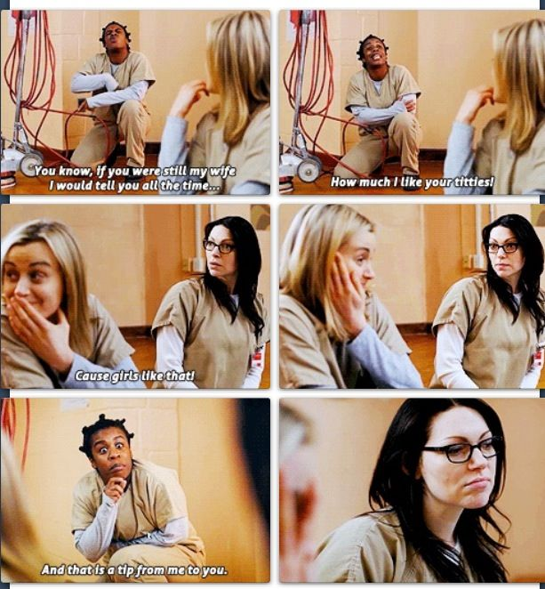 Best lesbian scenes orange is the new black-3359