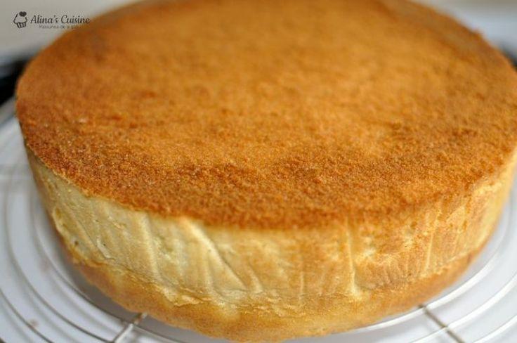 Blat umed de vanilie — Alina's Cuisine