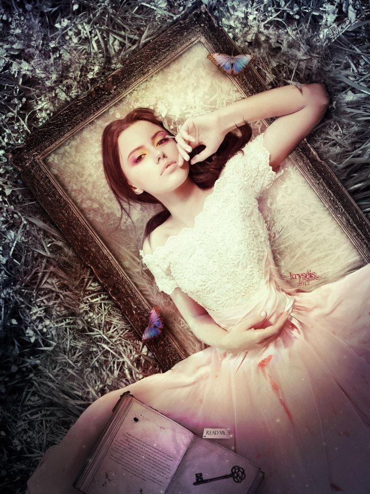 Rêve Impossible - Photoshop - ©2013 - Kryseis-Retouche