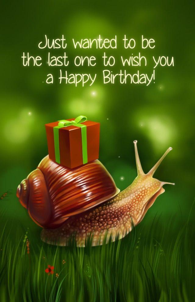 Last to wish you happy birthday! Бъди здрав и се наслаждавай на живота! Хубав празник!!!