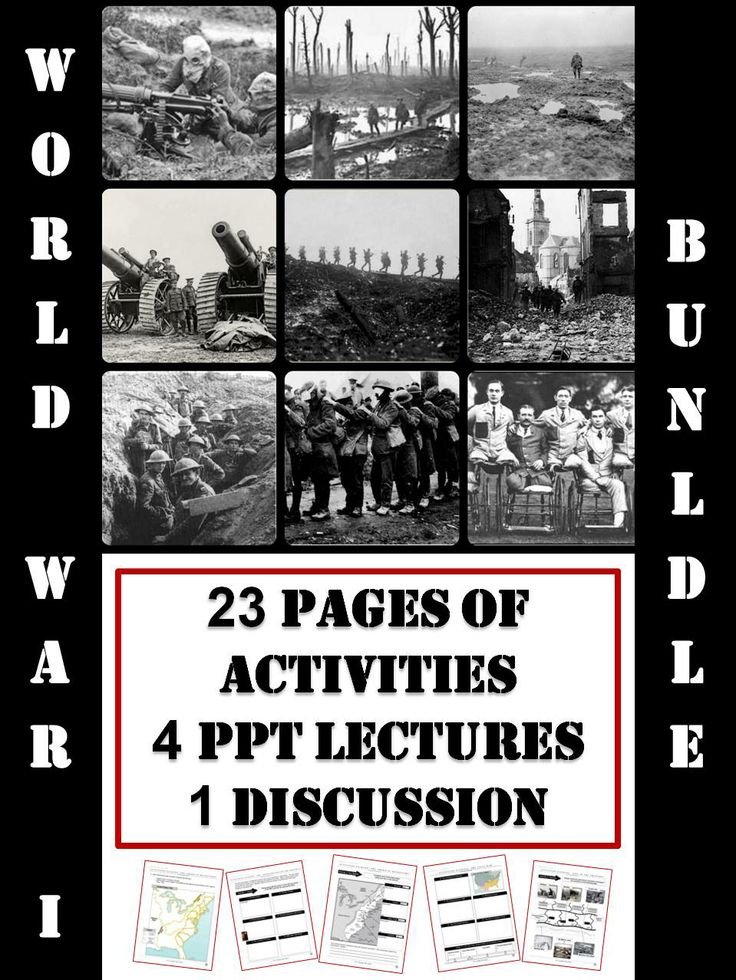 A dynamic series of activities that are interactive, clear, and visually appealing. This bundle is organized into thematic packages (Steps to War, Life in the Trenches and the Final Events). Within these packages you will find graphic organizers, deeper thinking questions, map animation activities and pictures that communicate the human reality of war. In addition, there are several interactive smartboard activities included that stimulate student learning.