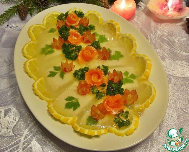 Заливное из судака - кулинарный рецепт