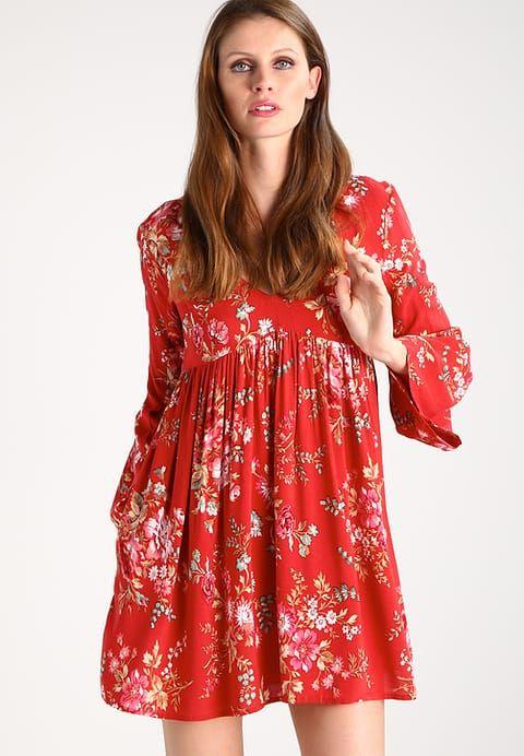 JULIA - Sukienka letnia - multicolor