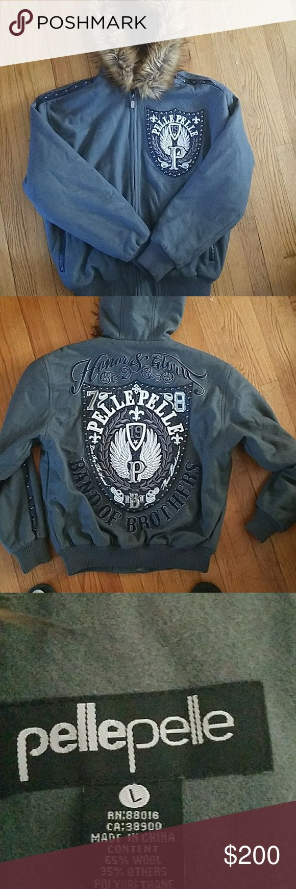 Pelle Pelle jacket Great condition Great deal Pelle Pelle Jackets & Coats Bomber & Varsity