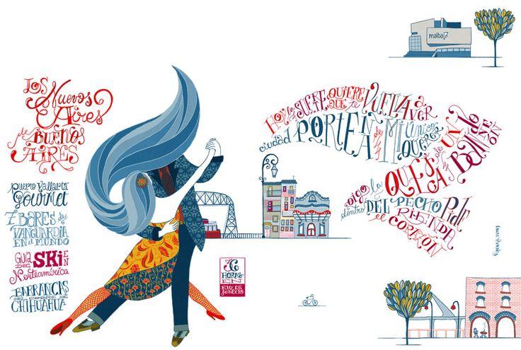 Buenos Aires  Bleu and Blanc Magazine - Laura Varsky