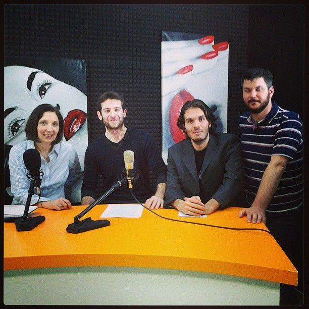 Giovanni Fioretti, Marco Pasin, Antonella & Dario #CaffèEspresso #sugarpulp