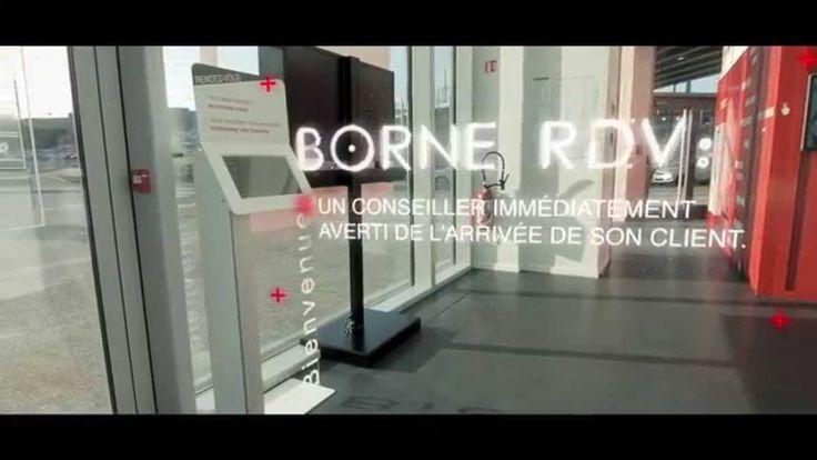 Découvrez la nouvelle agence Caisse d'Epargne Metz Pompidou. Dans une ambiance totalement inédite, et autour de nombreuses innovations technologiques, la Cai...