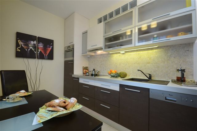 design by Xenia Studio kitchen
