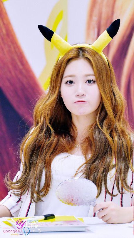 Girls Day Yura - Born in South Korea in 1992. #Fashion #Kpop