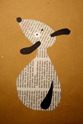 -paper dog