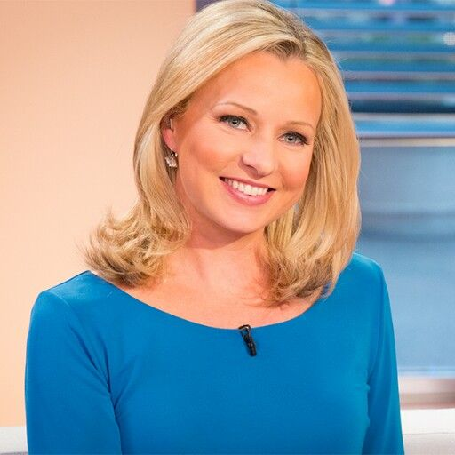 Sandra Smith of Outnumbered on FOX News Channel
